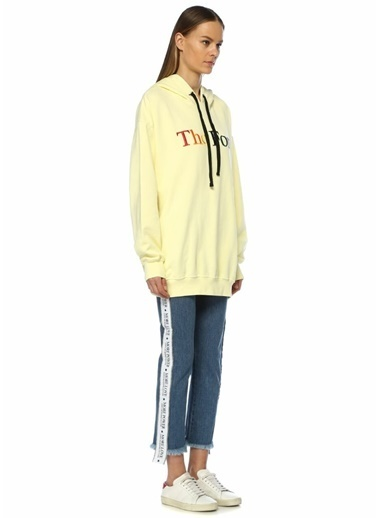 Forte Couture Sweatshirt Sarı